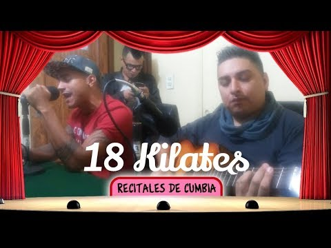 18 KILATES   Cenizas   ACUSTICO