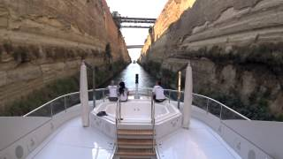 Corinth Greece  city photos gallery : Corinth Canal Greece