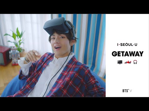 [2019 Seoul City TVC] Getaway by BTS' V
