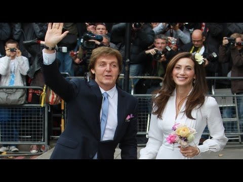 EXCLUSIVE News - Paul McCartney's marriage