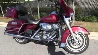 10. Used 2008 Harley Davidson FLHTC Electra Glide Classic