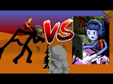 1 Griffon The GREAT and 5 MERICS vs Z4CK | Insane MODE Tournament | Stick War Legacy