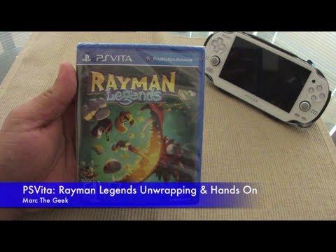 rayman playstation network