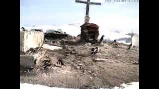 Antarctica time lapse. 2005, Jul-Dec. Zoomed camera