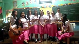"Video KCNHS ABM B GROUP1 PERFORMANCE ""MAKABAGONG SINING"" MP3, 3GP, MP4, WEBM, AVI, FLV Desember 2017"
