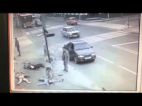 Graphic Content One of the Worst Ever Accidents Caught on Camera