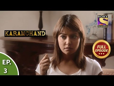 Ep. 3 - Karamchand Sets Out To Nab A Maniac - Karamchand - Full Episode