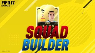 FIFA 17 Squad Builder - 70K TEAM WITH AN INFORM! THE RAGE! w/ IF Aspas! ► Follow me on Twitter! http://twitter.com/HuttonPlays ► Check out my previous FIFA v...