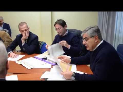 Terremoto, firmata l'intesa per recupero alloggi Ater a L'Aquila e San Valentino VIDEO