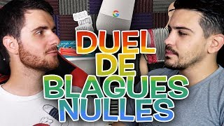 Video DUEL DE BLAGUES NULLES ! (Amixem Vs YouTunes) MP3, 3GP, MP4, WEBM, AVI, FLV Oktober 2017
