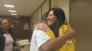 Download Youtube: Judge Reunites With Middle School Classmate She Recognized In Bond Court