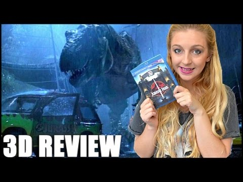Jurassic Park (1993) 3D Blu-ray Review | FKVlogs