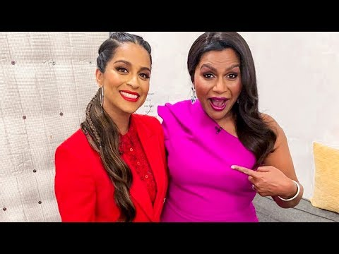 My TV Show is LIVE w Mindy Kaling