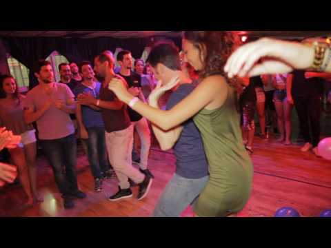 Bar SALSA birthday dance