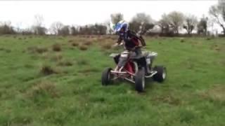 3. 200cc Yamaha Blaster race spec