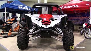 10. 2016 Yamaha YXZ 1000 R SE Sport Side by Side ATV - Walkaround - 2016 Toronto ATV Show