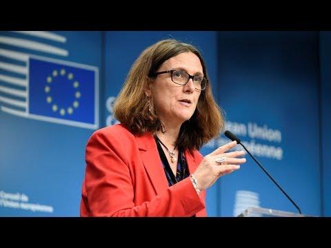 ЕС начнёт торговые переговоры с Австралией и Новой Зеландией - DomaVideo.Ru