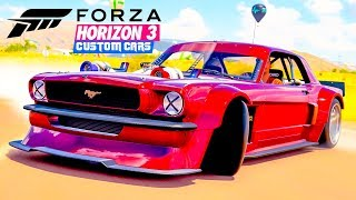 In this episode of Forza Horizon 3 Custom Cars, I build up Ken Block's insane 1400hp Hoonicorn from the Hoonigan DLC/car pack.  Subscribe if your new & hit the notification so that you don't miss any of my future videos! Hoonigan DLC Custom Cars playlist - https://www.youtube.com/watch?v=w-427PX40aQ&index=55&list=PLnufI_bGe5jf1isrqQOPpYpNVXSnes2gRSubscribe for more fun stuff from me ― https://www.youtube.com/user/EKDrifter458My Twitter ― https://twitter.com/EKDrifter458Facebook ― https://www.facebook.com/EKDrifter458Facebook Fan Group ―https://www.facebook.com/groups/112905172241363/My Instagram ― https://www.instagram.com/drift_panda_official/Patreon ― https://www.patreon.com/EKDrifter458Intro Song ― I Took A Pill In Ibiza (Seeb Remix) by Mike PosnerOutro Song ― In My Head by GalantisThank you very much for watching guys & have yourself a wonderful day :)