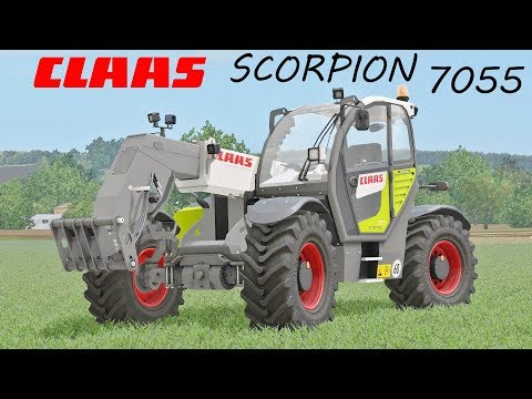 Claas Scorpion 7055 v1.1