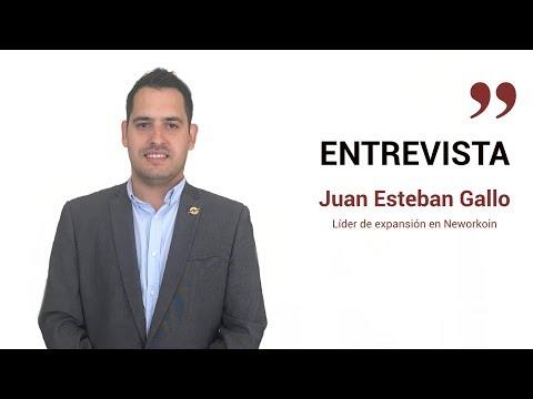 Entrevista a Juan Esteban Gallo, líder de expansión en Networkoin[;;;][;;;]