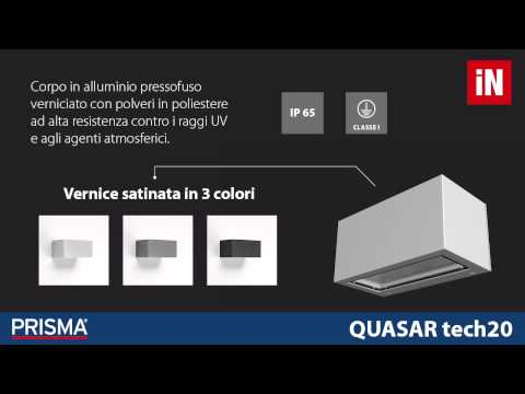 Quasar: la potenza del LED si fa in tre - 1'