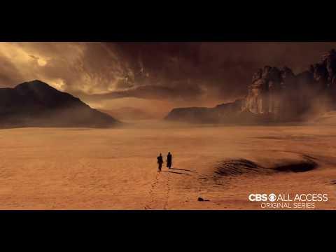 Star Trek Discovery Comic Con 2017 CBS All Access Trailer