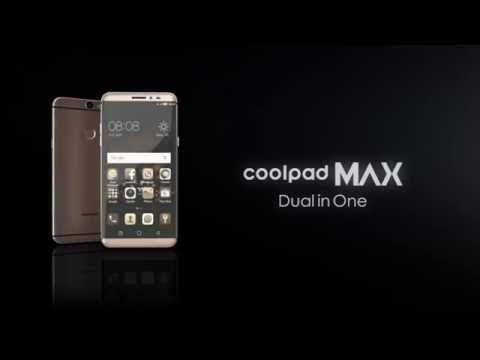 Coolpad Max Teaser Indonesia