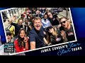 39 Avengers Infinity War 39 Cast Tours Los Angeles W James Corden