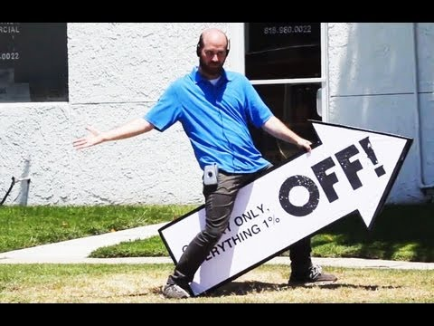 Off - Like This? You Should Subscribe Here Now: http://bit.ly/VErZkw OFF!'s new video was directed by Whitey McConnaughy starring Ron Babcock and Andre Hyland. Wat...