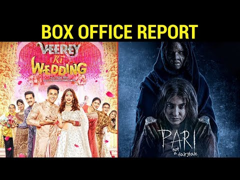 Pari VS Veeri Ki Wedding | Box Office Report