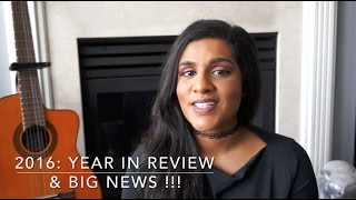 2016: Year In Review & Big News!!