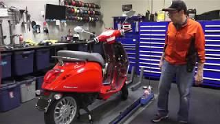 5. Vespa Primavera 50cc to 150cc Conversion