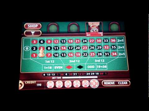 Video of THE ROULETTE