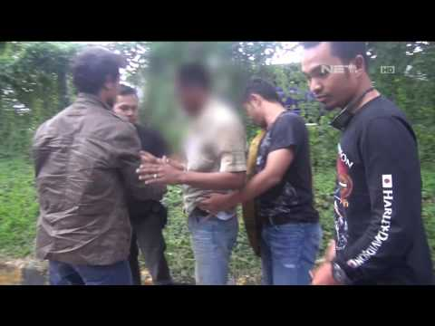 Mencekam!!! Penangkapan Kurir Narkoba Pembawa 1 Ton Ganja - 86