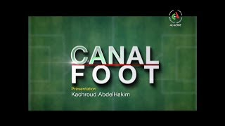 Canal Foot du 10-11-2019 Canal Algérie