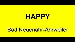 HAPPY   Bad Neuenahr-Ahrweiler