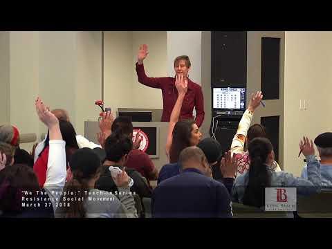 LBCC - We The People: Teach-In Series