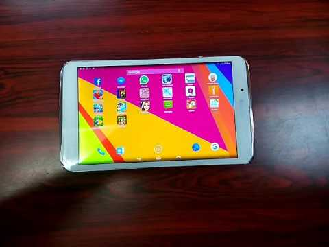 Blu  Touchbook  8.0 Review