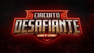 Circuito Desafiante 2019 - Primeira Etapa - Semana 4, Dia 2
