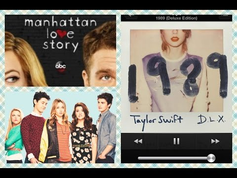 October 2014 Linds Loves! Manhattan Love Story IS REALLY CANCELLED, Faking it, 1989 & MORE!