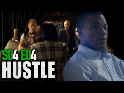A Designer's Paradise | Hustle: Season 4 Episode 4 (British Drama) | BBC | Full Episodes