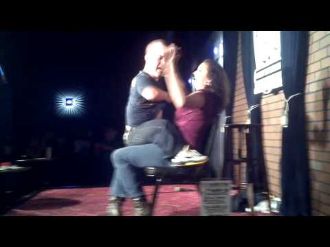 Brad Williams Comedian Lap Dance