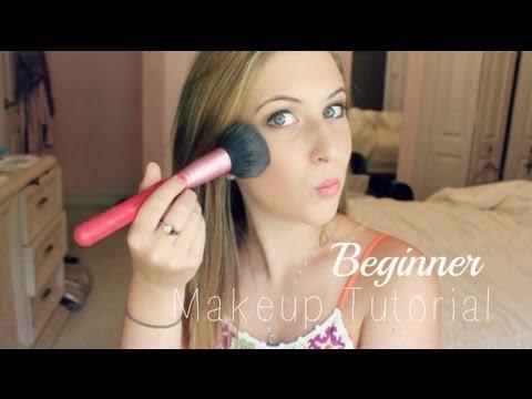 Talk-Through Makeup Tutorial for Beginners + My Favorite Brushes | spreadinsunshine15