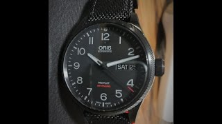 Oris Pro Pilot Air racing V review - start your own collection