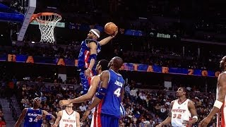 Top 10 All-Time Alley Oops in All-Star Game History