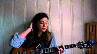 Towers - Bon Iver COVER (Taryn Jacobs)