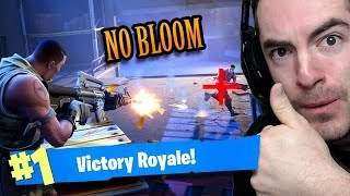 100% ACCURACY IS BACK - Fortnite Battle Royale