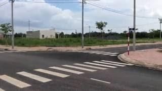Bán đất thổ cư xã long hậu huyện cần giuộc, 5mx15m, đường nhựa 12m giá 300 triệu/nền