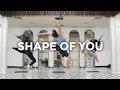 Shape of You - Ed Sheeran (Dance Video) | @besperon Choreography