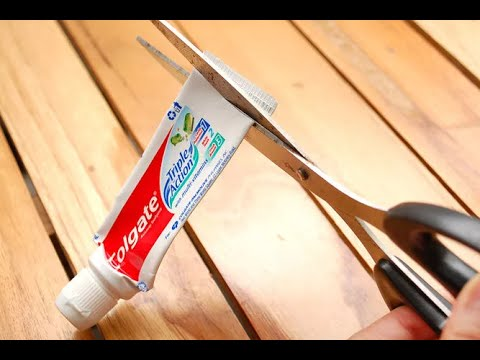 牙膏用完別丟 神人改造讓它全新再利用!